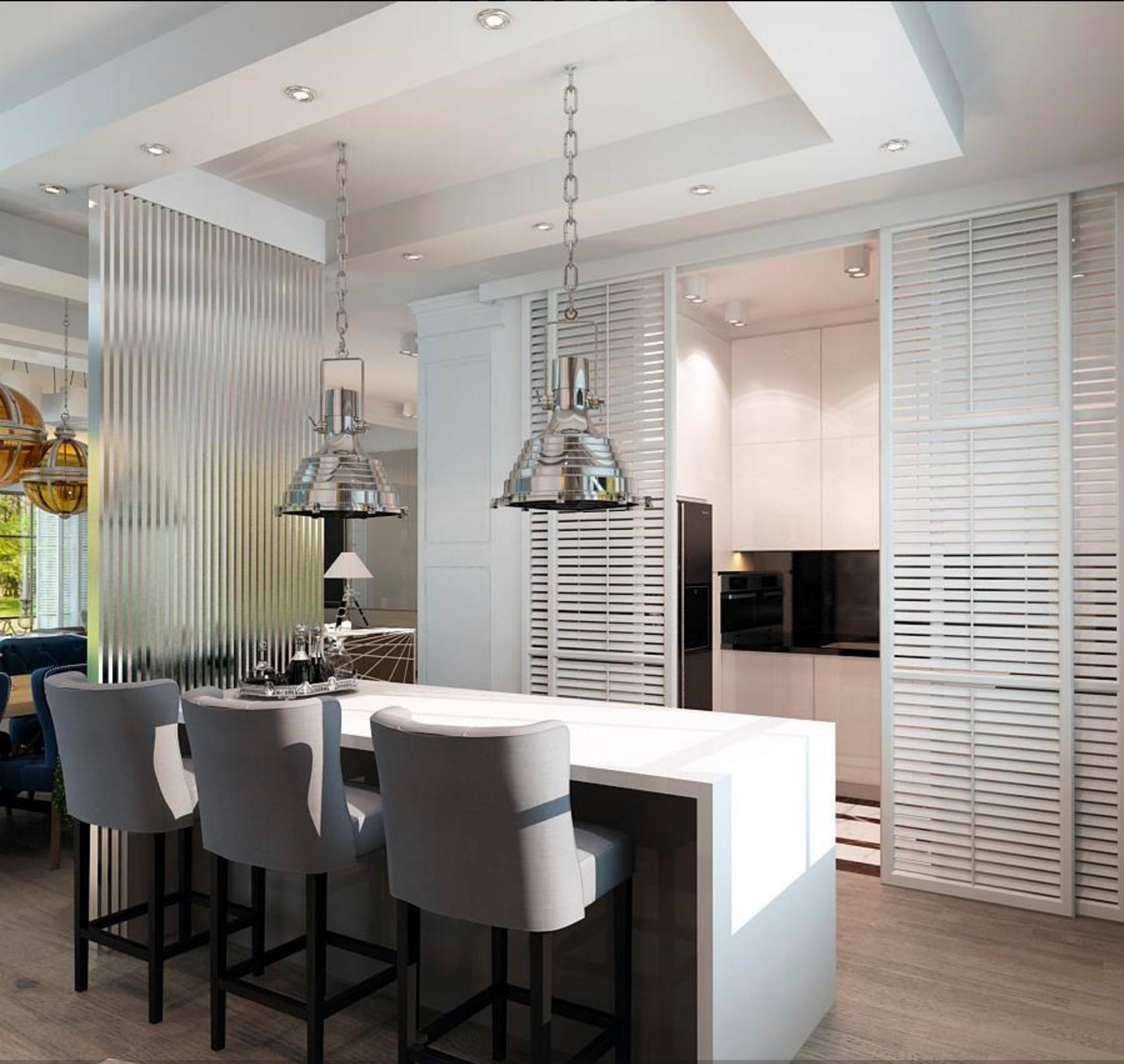 """美国建筑设计师Ray Culkin""""Marina""""室内设计"""