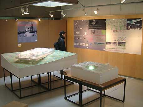日本武藏野美术大学2005毕业设计展