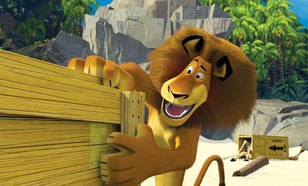 狮子艾力是纽约中央公园动物园