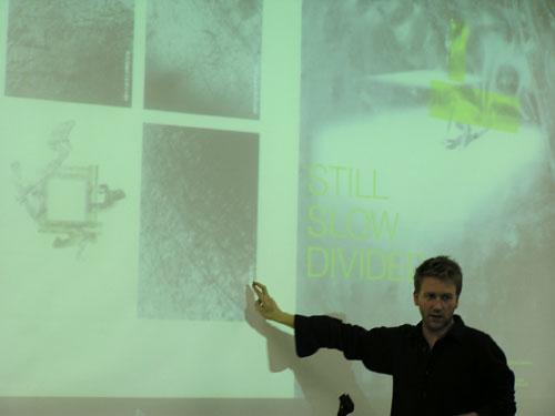 德国动态影像设计师Garvin Hirt讲座