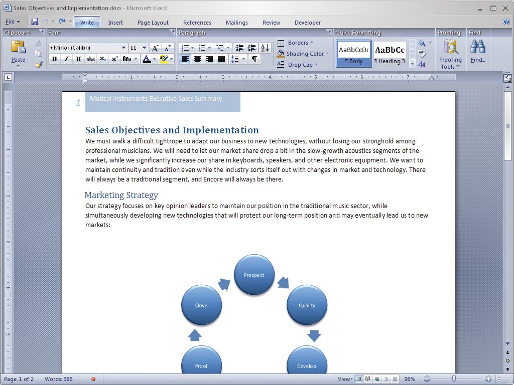 微软解说office12界面设计特征图片