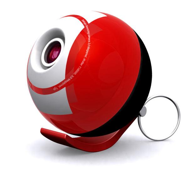 satugo球形摄像头
