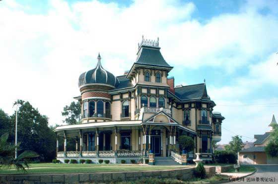 欧式别墅设计精选图片欣赏