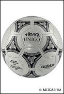 歷屆世界盃比賽用球