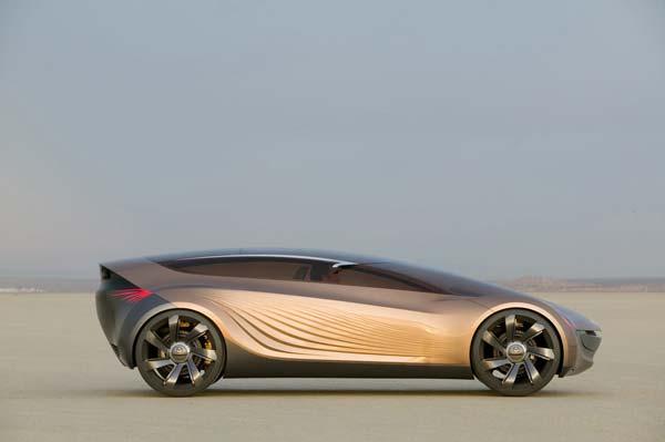 马自达Nagare概念车设计
