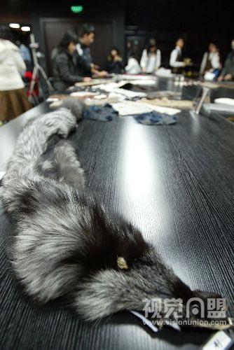 清华大学美术学院成立中国高校首家专业皮草设计实验