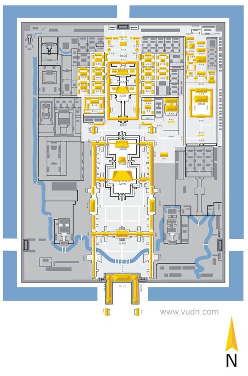 故宫地图设计(5)
