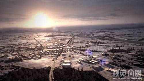 《王牌空战6》游戏画面欣赏(2) - 视觉同盟(Vis