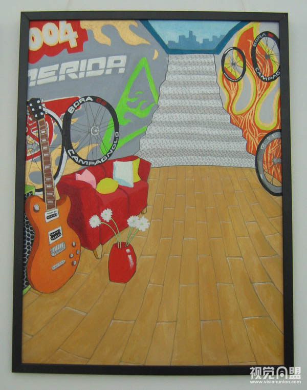 清华美院平面图_清华美院2007本科毕业展----平面设计(3) - 视觉同盟(VisionUnion.com)