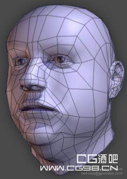 游戏资讯_建模布线图的maya教程(1) - 视觉同盟(VisionUnion.com)