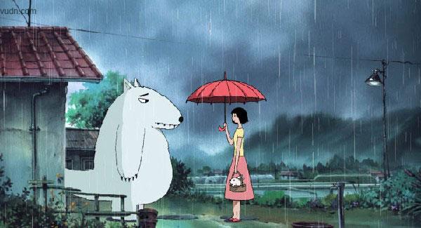 大学生动画节-韩国展映动画作品截图图片