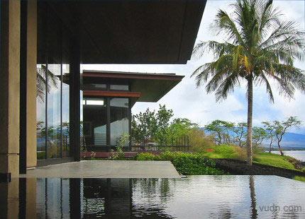 巴厘岛海洋之家别墅设计