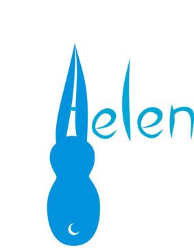 helen-英文名字设计-黄晨