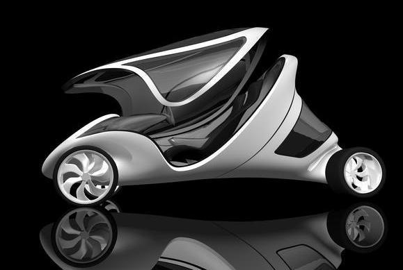 所谓著名非汽车设计师是指那些不是以汽车设计为主要职业的著名设计师,比如工业设计师、建筑设计师、平面设计师等(但不包括动画设计师,因为他们是另外一个高度的专业),偶尔跨界设计一辆概念车的。我们知道这种跨界现象在设计行业比较常见,比如建筑设计师设计产品之类,但是汽车设计相对是一个比较独立的体系,所以诸如工业设计师等的外行设计师很少会去跨过界线,即使偶尔越厨代庖或友情客串,也基本把范围定在概念车,因为概念两字可以把专业的东西排除在外。  Marc Newson 设计的 Ford 021C Concept