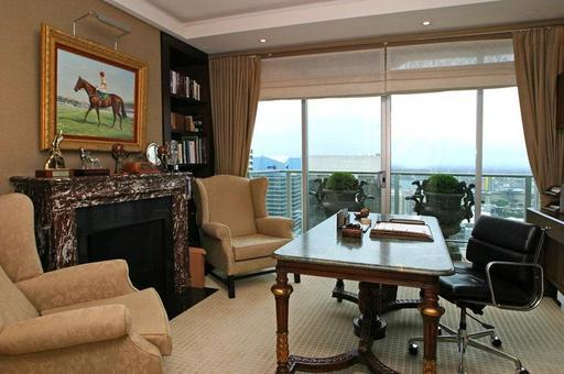 悉尼cbd豪華樓頂公寓室內設計