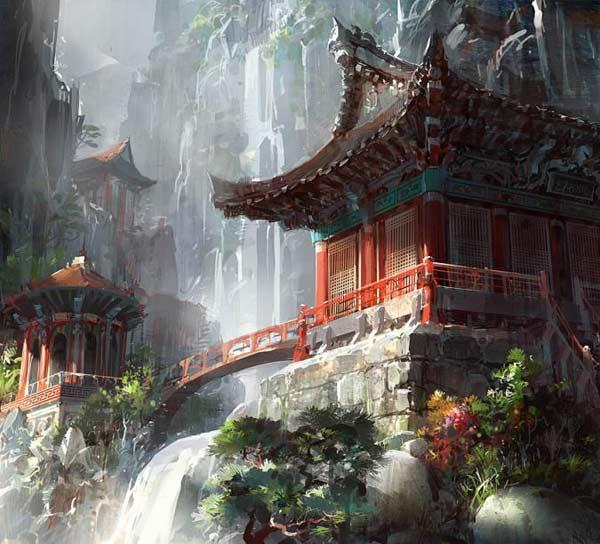 全球资讯_写实主义的完美CG场景概念设计 - 视觉同盟(VisionUnion.com)