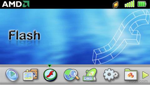 设计 王琴/蓝轩案例:AMD项目GUI设计