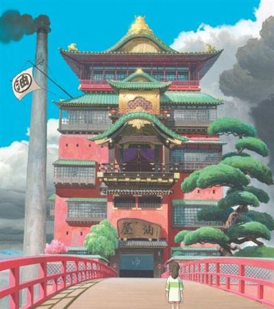 宫崎骏动画事业的辉煌成就 千与千寻