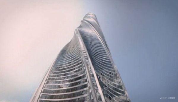 芝加哥未来世界第二高楼