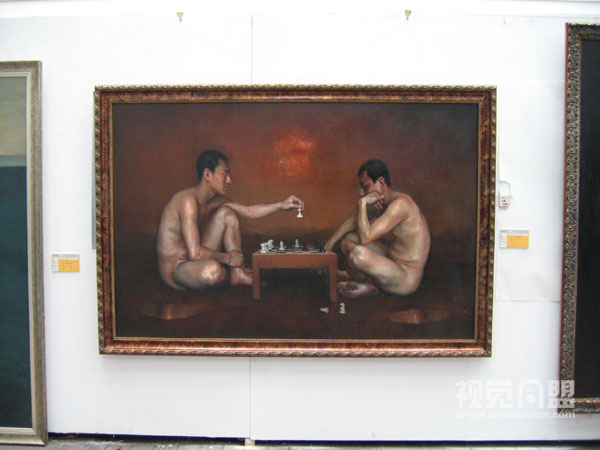 清华大学美术学院2008届本科毕业展(8)