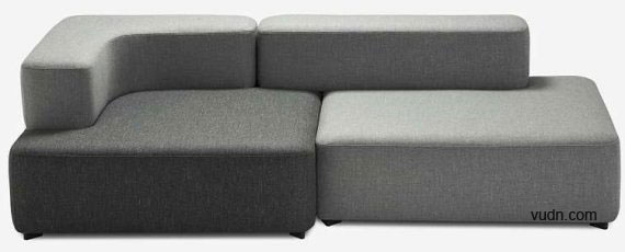 Piero Lissoni的模块化沙发  - 螃蟹娃 - 家居设计生活