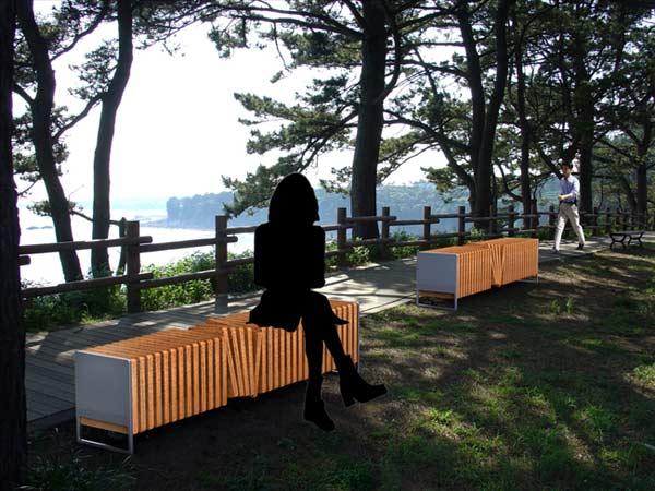海滨公共设施设计