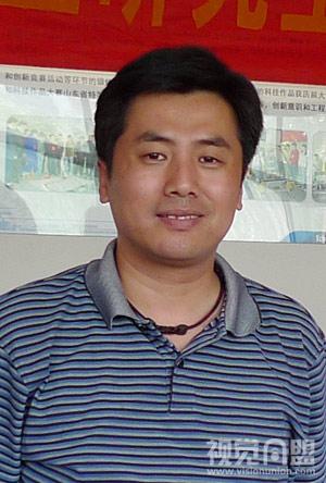 济南大学机械学院工业设计系主任吕冰专访