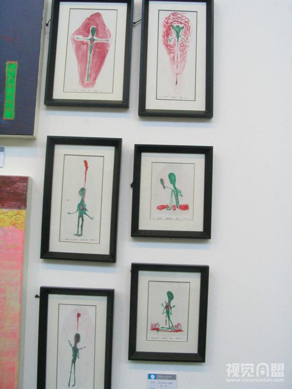 清华大学美术学院2009届本科生毕业作品展作品欣赏