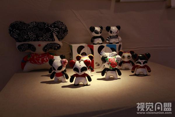 川音成都美术学院视传系2005级的毕业设计展作品欣赏