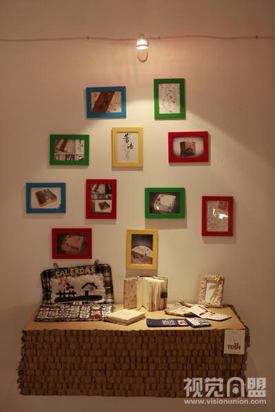 川音成都美术学院视传系2005级的毕业设计展作品欣赏图片