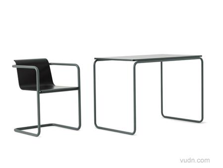 大小系列动漫设计师konstantingrcic设计的,包括了三种桌子的钢管和嘉定是由设计图片