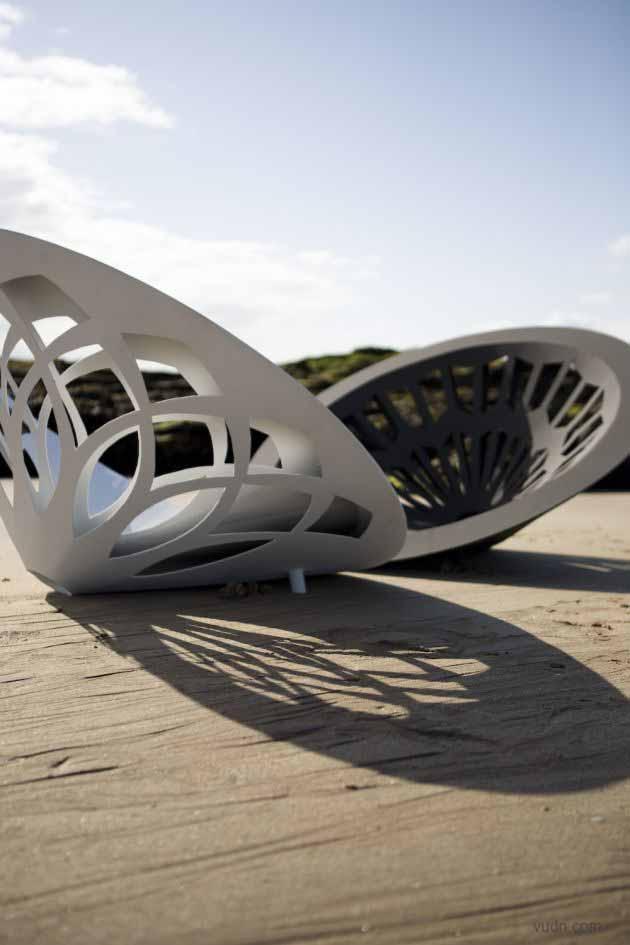 rider卫星天线座椅设计