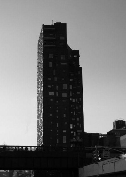 美国纽约第11大街100号住宅塔楼