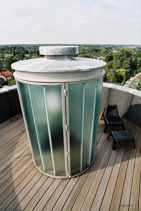 荷兰的水塔改造住宅
