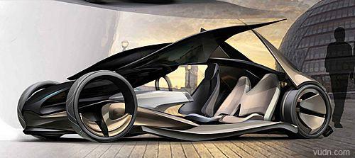 阿斯顿马丁系列概念车设计 2010 01 06 09 31 15高清图片