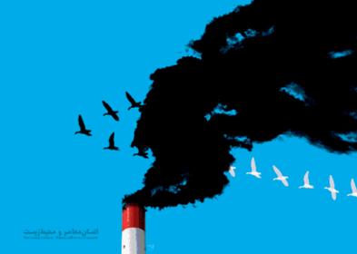 环境保护公益海报作品(一)