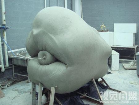 清华大学美术学院2010届雕塑系毕业生石觐萍访谈