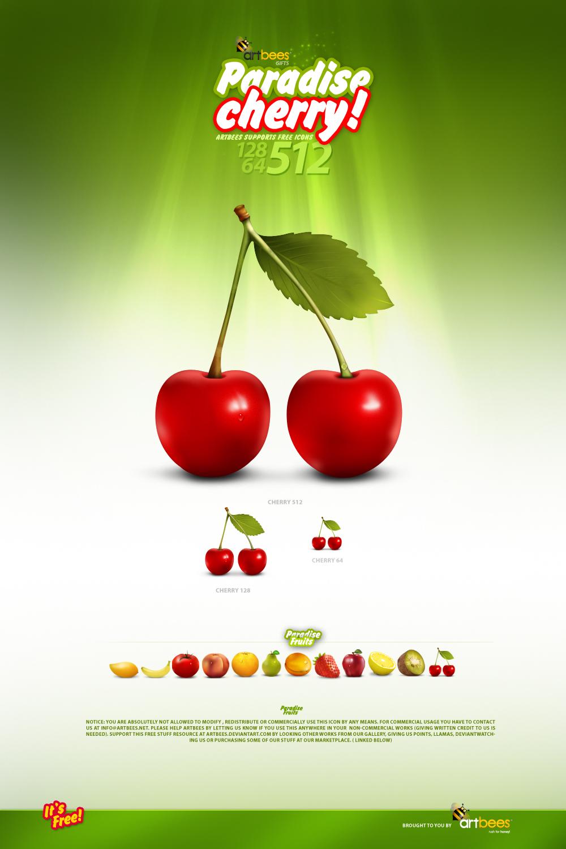 artbees水果图标欣赏(2)