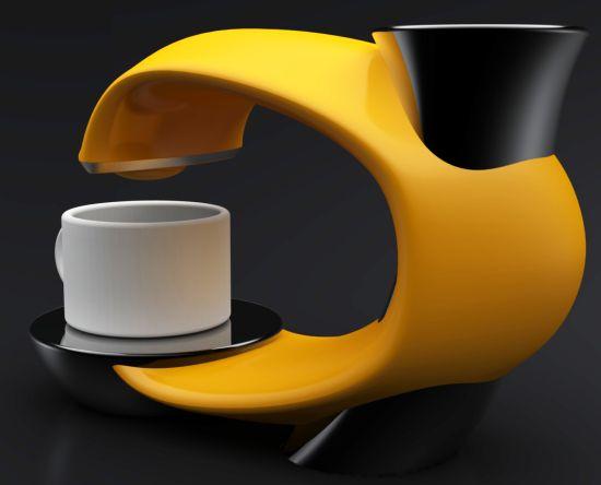 micoffee咖啡机设计