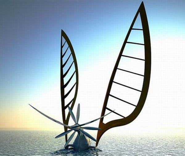 飞机螺旋桨设计