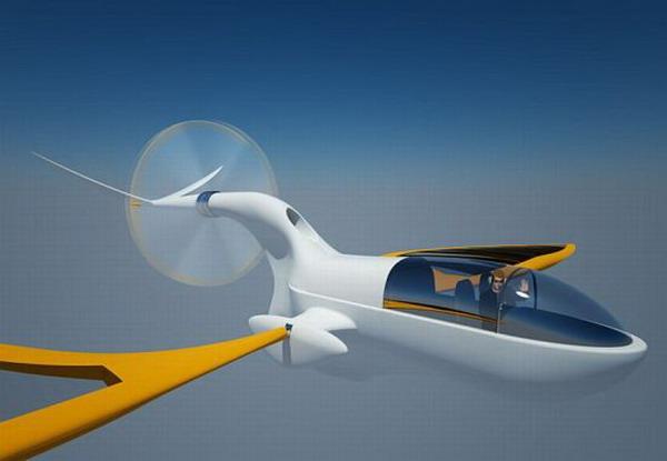 帆船飞机设计