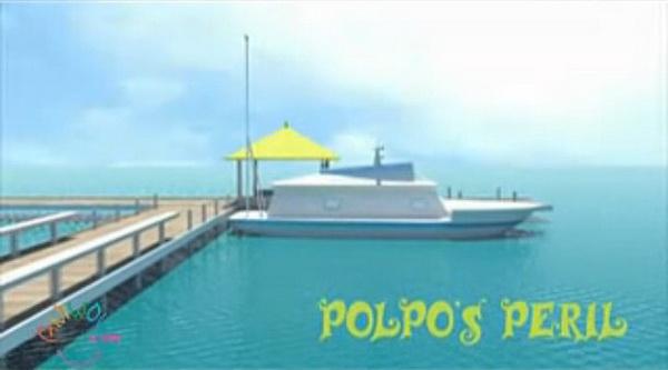 入围作品《Polpos's Peril》