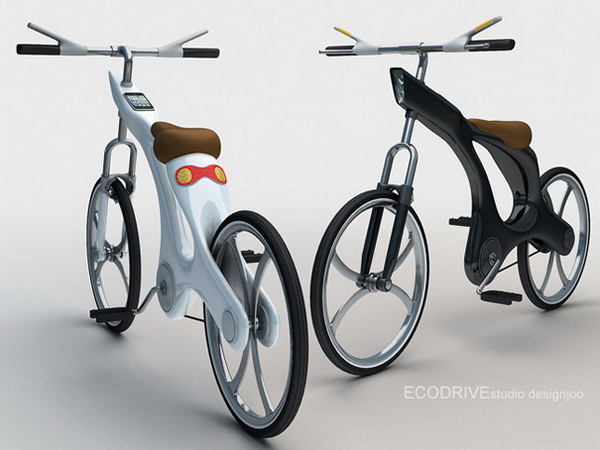 iphone壁纸 单车