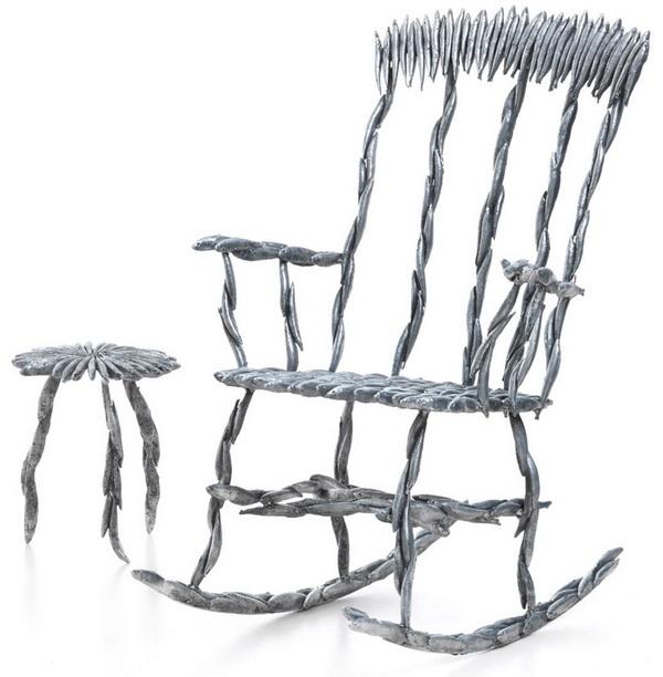 沙丁鱼摇椅创意设计
