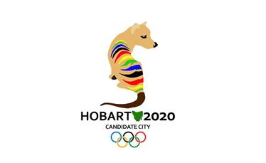 2020年奥运会城市申奥标志设计汇总