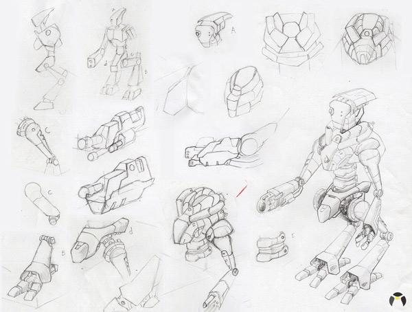 关注游戏产业发展,从事二维和三维概念设计,开发3d人物,游戏设计.