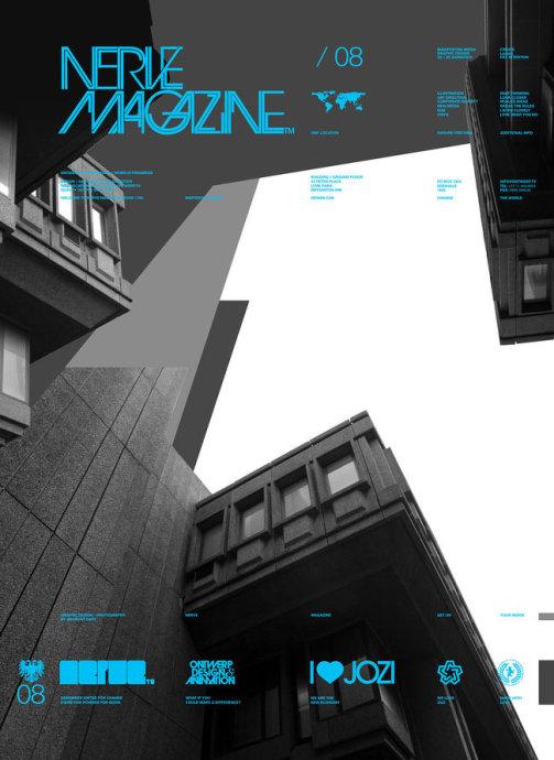 国际资讯_Ontwerp.TV 杂志封面设计 - 视觉同盟(VisionUnion.com)
