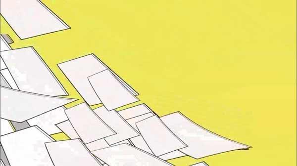 青岛农业大学2011动画专业毕业展—《疯狂打印》