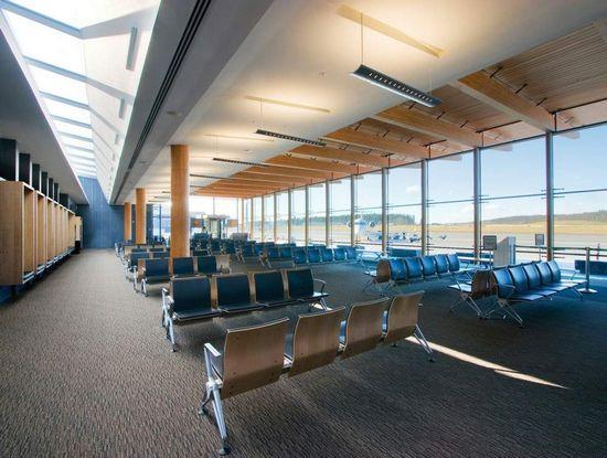 加拿大大不列颠乔治王子机场