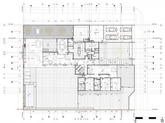 for 300 square meter house plan